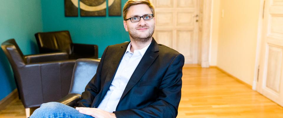 Oliver Wolf, Dipl. Sozialpädagoge, Sexualpädagoge